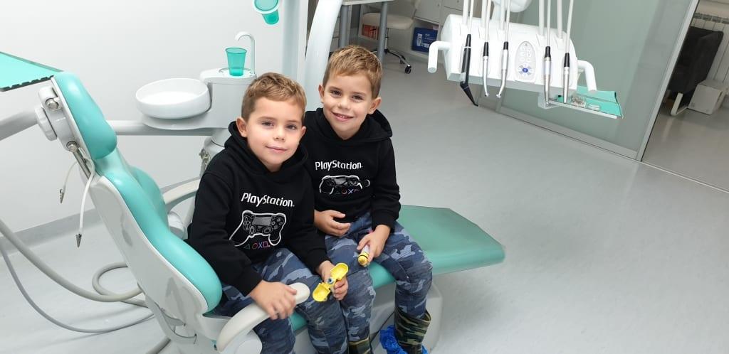 izbijen zub kod djece